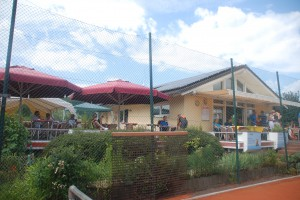 Clubhaus Turnier II